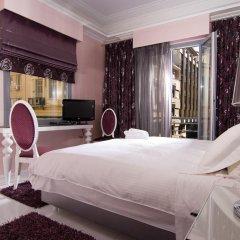 Отель Athens Diamond Homtel 4* Номер категории Эконом с различными типами кроватей фото 5