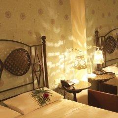 Iris Hotel 2* Стандартный номер с различными типами кроватей фото 2