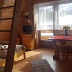 Отель Leśne Zacisze Мурзасихле в номере фото 2