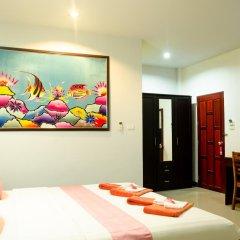 Отель Lanta Justcome 2* Улучшенный номер фото 16