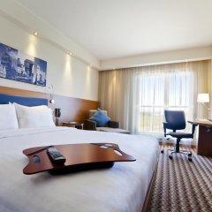 Отель Hampton by Hilton Gdansk Airport 3* Стандартный номер с различными типами кроватей