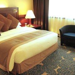 Отель Radisson Blu Resort, Sharjah 5* Полулюкс с различными типами кроватей фото 3