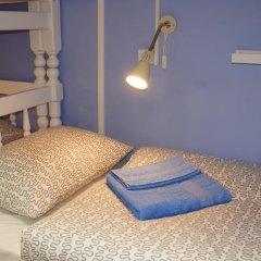 Гостевой Дом Полянка Кровать в общем номере с двухъярусными кроватями фото 26