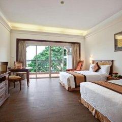Отель Royal Villas 4* Номер Делюкс с различными типами кроватей