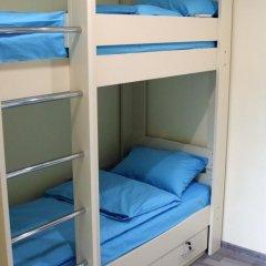 Мини-Отель City Life 2* Кровать в общем номере с двухъярусной кроватью фото 15