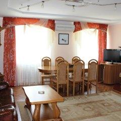 Гостиница Саратовская 3* Люкс с различными типами кроватей фото 2