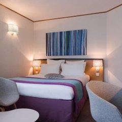 Отель Hôtel Paris Louis Blanc - Paris 10 3* Стандартный номер с различными типами кроватей фото 3