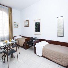 Hotel Residence Villa Tassoni 3* Люкс с различными типами кроватей фото 7