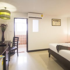 Отель Silver Resortel Номер Эконом с двуспальной кроватью фото 13