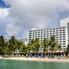 Отель Fiesta Resort Guam пляж фото 2