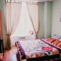 Бугров Хостел Стандартный номер с различными типами кроватей фото 4