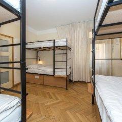 Hostel Mango Кровать в общем номере с двухъярусной кроватью фото 6