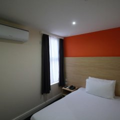 Queens Hotel 3* Стандартный номер с двуспальной кроватью фото 5