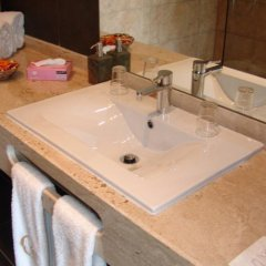 Отель Guesthouse Quinta Saleiro ванная фото 2