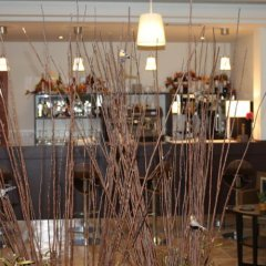Santana Hotel Паласуэлос-де-Эресма гостиничный бар