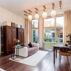 Отель B&B In Negentienvijf 2* Люкс повышенной комфортности с различными типами кроватей фото 7