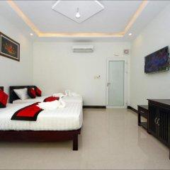 Отель Flame Flowers Homestay 2* Стандартный номер с различными типами кроватей фото 8