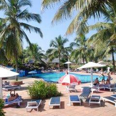 Отель Paradise Village Beach Resort Индия, Гоа - отзывы, цены и фото номеров - забронировать отель Paradise Village Beach Resort онлайн бассейн фото 2