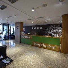 Olives City Hotel интерьер отеля фото 3