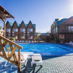 Гостиница Russkiy Stil бассейн фото 3