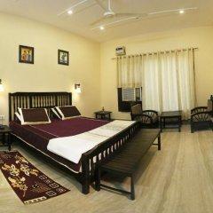 Отель Pearl Of Taj-Homestay 3* Номер Делюкс с различными типами кроватей фото 19