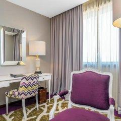 Отель Holiday Inn Porto Gaia 4* Стандартный номер с 2 отдельными кроватями фото 3