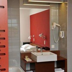 Отель Gartenhotel Altmannsdorf Low Budget Designhotel 3* Стандартный номер с различными типами кроватей фото 9