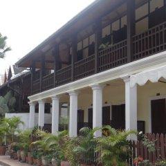 Отель Villa Somphong 2* Номер Делюкс с различными типами кроватей фото 4