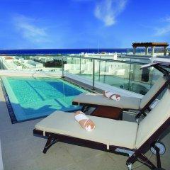 Отель Hilton Playa Del Carmen 5* Полулюкс с различными типами кроватей фото 3