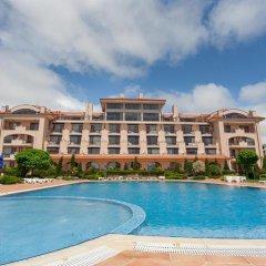 Отель Villa Romana Болгария, Балчик - отзывы, цены и фото номеров - забронировать отель Villa Romana онлайн бассейн