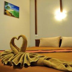 Отель Rachada Place 2* Стандартный номер с различными типами кроватей фото 7