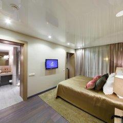 Гостиница Luciano Spa 5* Семейная студия с двуспальной кроватью фото 9