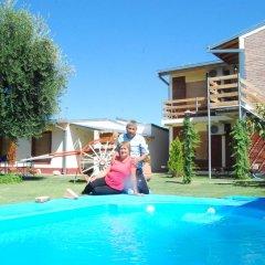 Отель El Olivo Аргентина, Сан-Рафаэль - отзывы, цены и фото номеров - забронировать отель El Olivo онлайн бассейн