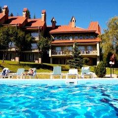 Гостиница Перлына Карпат Украина, Волосянка - отзывы, цены и фото номеров - забронировать гостиницу Перлына Карпат онлайн бассейн