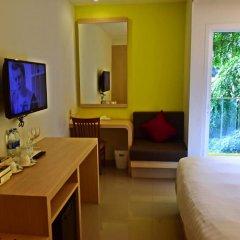 Отель Ocean And Ole Patong 3* Номер Делюкс фото 12