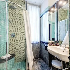 Brunelleschi Hotel 4* Стандартный номер с различными типами кроватей фото 10