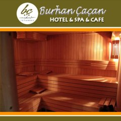 BC Burhan Cacan Hotel & Spa & Cafe сауна