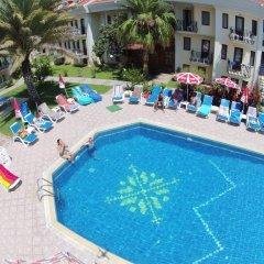 Blue Star Hotel бассейн