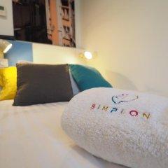 Hotel Du Simplon 2* Номер Эконом с различными типами кроватей