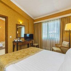 Grand Oztanik Hotel Istanbul 4* Стандартный семейный номер с различными типами кроватей