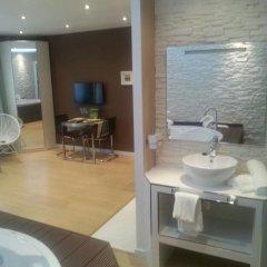 Отель Hola Barcelona Bismark Барселона ванная