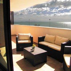 Апартаменты Case Sicule - Sea View Apartment Поццалло балкон