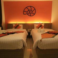 Отель Di Pantai Boutique Beach Resort 4* Стандартный номер с разными типами кроватей фото 6