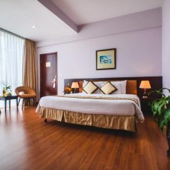 Mondial Hotel Hue 4* Номер Делюкс с различными типами кроватей фото 5