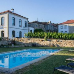 Отель Quinta de Fiães бассейн