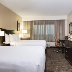 Crowne Plaza Memphis Downtown Hotel 3* Стандартный номер с различными типами кроватей фото 4
