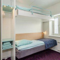 CABINN Odense Hotel 2* Стандартный семейный номер с различными типами кроватей фото 4