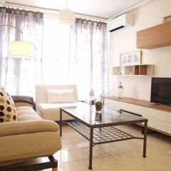 Отель ApartUP L'Umbracle Испания, Валенсия - отзывы, цены и фото номеров - забронировать отель ApartUP L'Umbracle онлайн комната для гостей фото 2