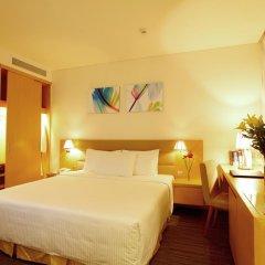 Отель Liberty Central Saigon Centre 4* Номер Делюкс с различными типами кроватей фото 8
