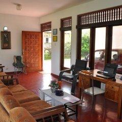 Отель Blue Lagoon Resorts Хиккадува комната для гостей фото 5